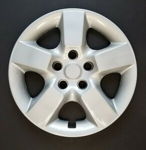 One Wheel Cover Hubcap Fits 2008 2009 Nissan Rogue 16 Silver 5 Spoke