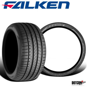 2 X New Falken Azenis Fk510 245 40zr17 Xl Summer Ultra High Performance Tires