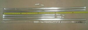 1964 Chevrolet Impala 4dr Molding Reproduction Lot Of 5pc New Not Perfect