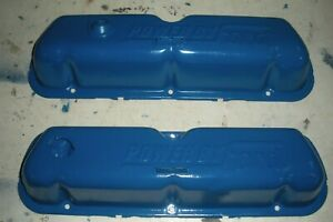 Set Oem 1968 1969 1970 1971 Ford Mustang Cougar 289 302 351w Valve Covers