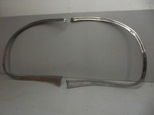 1941 Plymouth Grille Trim Right Left Original