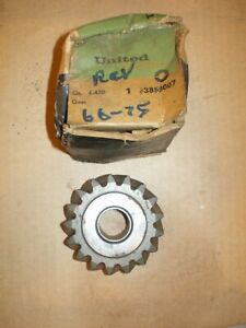 Nos 1966 72 Chevrolet Pontiac 3 Speed Saginaw Transmission Reverse Idler Gear