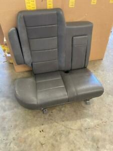 Range Rover Classic 89 95 Oem Complete Rear Seat Second Row Grey Factory