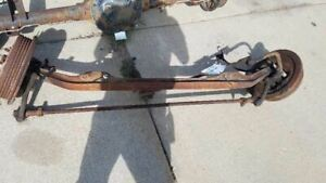 1935 Chevrolet Front Straight Axle Assembly 653381