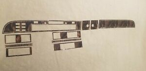 1975 1977 Lincoln Continental Town Coupe Car Instrument Dash Panel Resto Kit