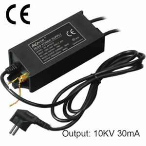 Ce Neon Light Transformer 10 000v30ma100w Neon Sign Electronic Power Supply