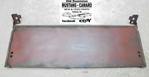 1965 1970 Mustang Fastback Rear Seat Fold Down With Hinges