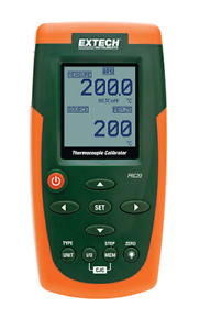 Extech Prc20 Thermocouple Calibrator