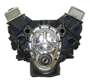 Chevy 350 64 77 Complete Remanufactured Engine