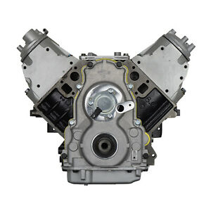 Chevy 6 0 07 09 Complete Remanufactured Engine V8 Vin K Without D O D