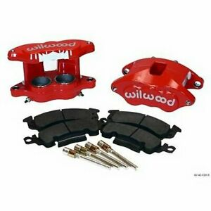140 11291 R D52 Wilwood Front Break Caliper And Pad Set