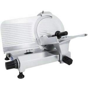 Globe C12 12 Manual Food Slicer W Knife Sharpener Aluminum 115v