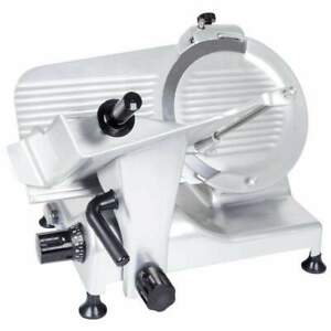 Globe G14 14 Manual Food Slicer W Knife Sharpener Belt Driven