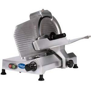 Globe C10 10 Manual Food Slicer W Knife Sharpener Aluminum 115v