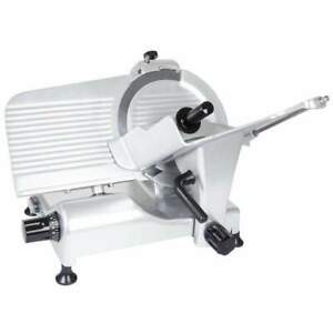 Globe G10 10 Manual Food Slicer W Knife Sharpener Aluminum 115v