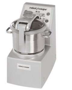 Robot Coupe R10 Food Processor With 10 Qt Stainless Steel Bowl 4 1 2 Hp