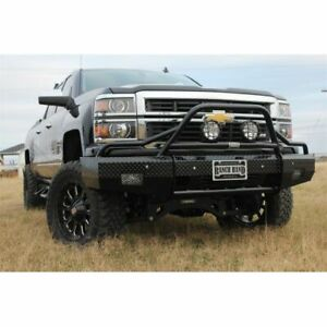 Ranch Hand Bsc14hbl1 Summit Bullnose Front Bumper For 2014 15 Silverado 1500 New