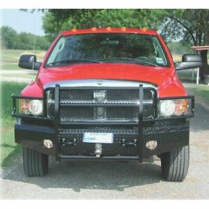 Ranch Hand Fsd031bl1 Summit Front Bumper For 2003 2005 Dodge Ram 2500 3500 New