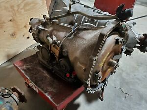 Automatic Transmission Out Of A 1995 Mercedes Sl320 With 133 694 Miles