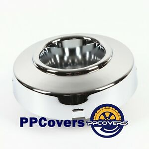 For 1999 2004 Ford F350 F 350 1 Ton Dually Front 4x4 4wd Wheel Center Hub Cap
