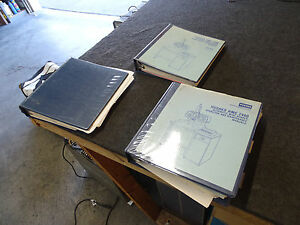Hughes Hmc 2460 Automatic Wire Bonder 3 Binders Operations Maintenance Manual