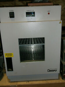 Dentsply Model 904979 Dental Lab Porcelain Curing Oven Firing Furnace 120 Volt