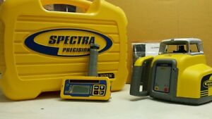 Trimble Spectra Precision Ll300n Level W hl450 Receiver
