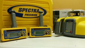 Trimble Spectra Precision Ll300n Level W 2 Hl450 Receiver