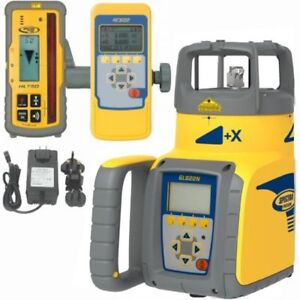 Spectra Precision Gl622n Self Leveling Dual Slope Laser Level Trimble Topcon