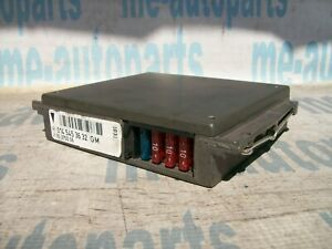 92 95 Mercedes Benz W140 Oem General Basic Engine Control Module Unit Ecm Ecu