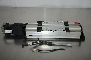 Parker 803 4099e Linear Actuator Stage W schneider Electric Mdrive 17