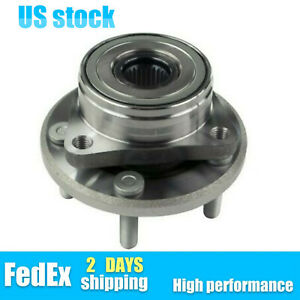 Front Wheel Hub Bearing Assembly Left Or Right Fits Ford Taurus Lincoln Sable
