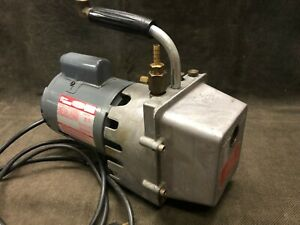Dayton Refrigeration Vacuum Pump Model 4z577 Nice