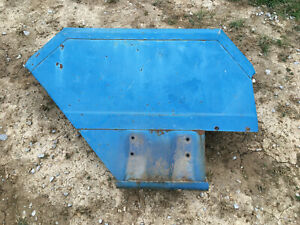 Tx15048 A Used Lh Fender For A Long 460 480 510 520 560 610 680 Tractors