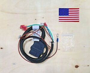 26359 Am Replacement Fisher Western 3 Pin Plow Side Control Harness