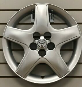 2003 2008 Toyota Matrix 16 5 Spoke Hubcap Wheel Cover Factory Original 61119