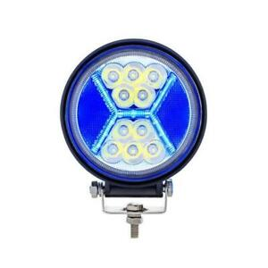 United Pacific 36455 4 5 24 High Power Led Work Light With X Blue Light Guide