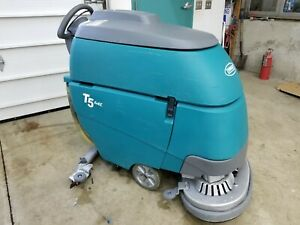 Tennant t5 Fast Walk Behind Floor Scrubber low Hours