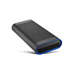 Inavi Blue Vent Acp 1000 Car Air Cleaner Purifier Ionizer 3 layer Filter