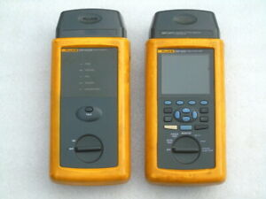 Fluke Dsp 4000 Cable Analyzer Dsp 4000 Sr Smart Remote Not Tested