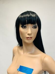 Rootstein Used Realistic Asian Female Mannequin Eimi Annie Series