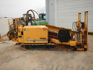 1996 Vermeerd7x11a Directional Drill Boring Hdd Drilling
