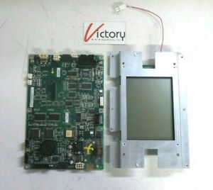 Used Dresser Wayne 888931 001 Bezel Control Board W Varitronix Gas Pump Display