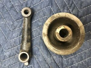 Ford Model T Fan Arm And Pulley 1920 1922 1924 1925 1923
