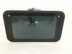 Sunroof Assembly Without Sliding Cover Vw Eurovan 93 03