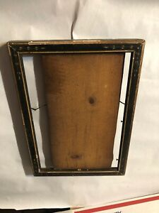 Vintage Antique Victorian Picture Frame Fits 9 1 2 By 14 Painting