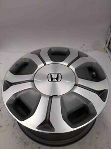 2012 Honda Civic Hybrid Alloy Wheel 15x6 tire Not Included free Shipping