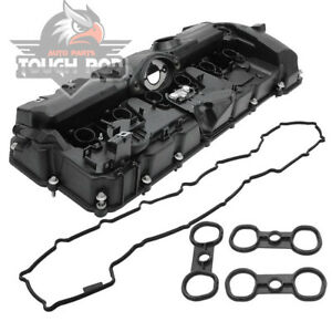 Pcv Engine Valve Cover W Gasket Bolts For Bmw 128i 328i 528i X3 X5 Z4