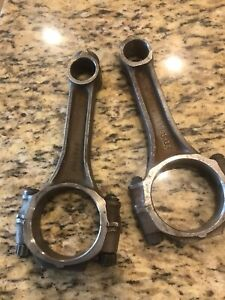 1968 69 Amc Amx Javelin 390 Connecting Rod Factory Forge Steel Rare