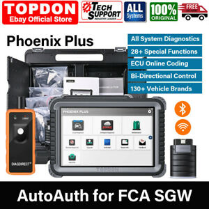 Launch X431 V Pros Mini All Systems Auto Scanner Wifi Bt Car Diagnostic Reader